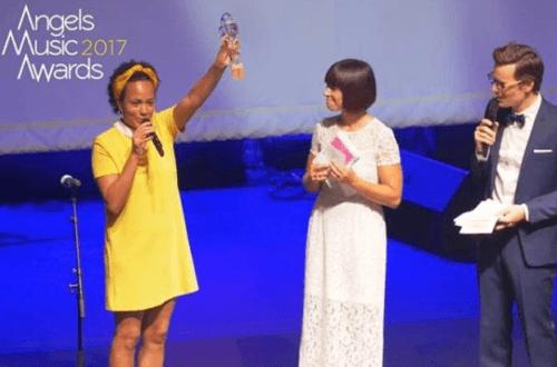 Soir de fête pour les Angels music awards