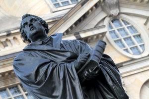 Luther lui aussi s'est préoccupé de politique