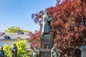 Luther, homme de l'année 2017