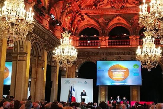 Colloque pour les 500 ans de la Réformation à la Mairie de Paris