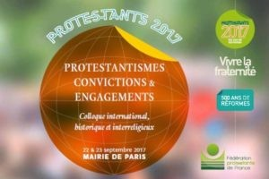 Colloque protestant à la mairie de Paris