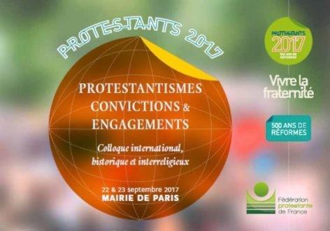 Colloque protestant à la mairie de Paris