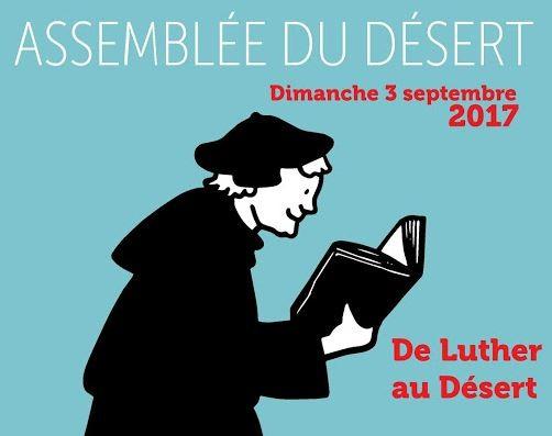 De Luther au Désert
