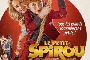 Le petit Spirou, de la BD à l'écran