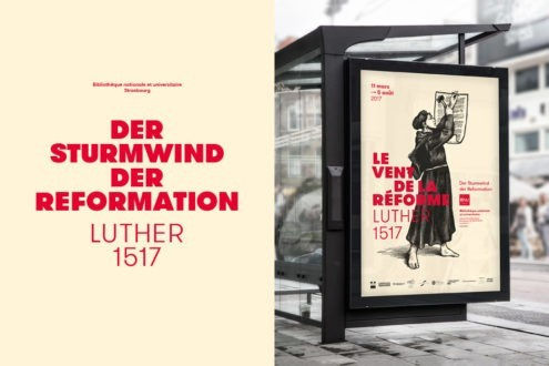 Le vent de la Réforme. Luther 1517