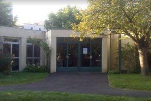 L'église Protestante Unie de Marly-le-Roi