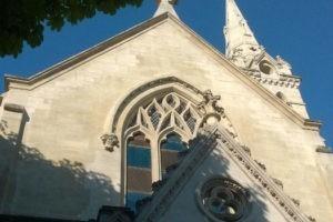 L'église adventiste du 7e jour de Neuilly-sur-Seine