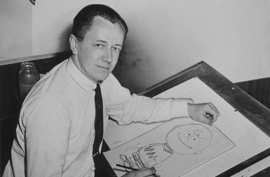 2 octobre 1950. Apparition de Snoopy
