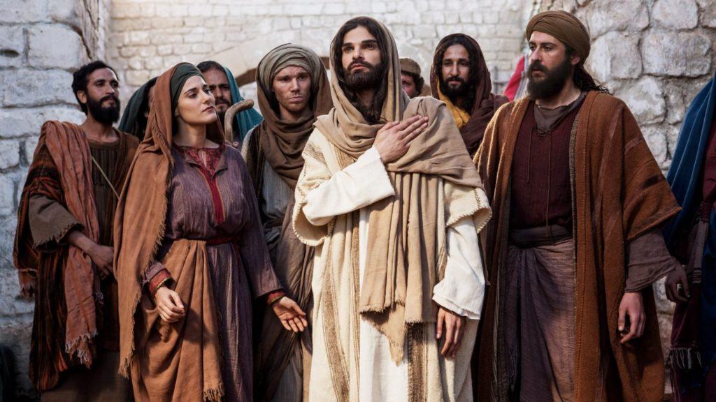 « Jésus, de Nazareth à Jérusalem », la comédie musicale