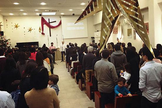 L'Eglise chinoise à Paris : bilan et perspectives