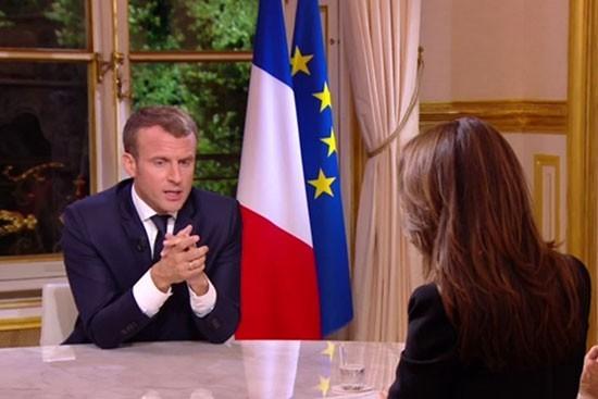 Le président Macron veut un débat apaisé sur la PMA