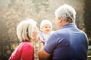 Etre un grand-parent protestant, c'est comment ?