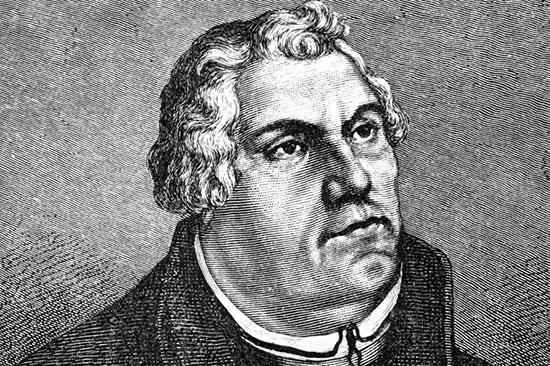 Que disait Luther, déjà ?