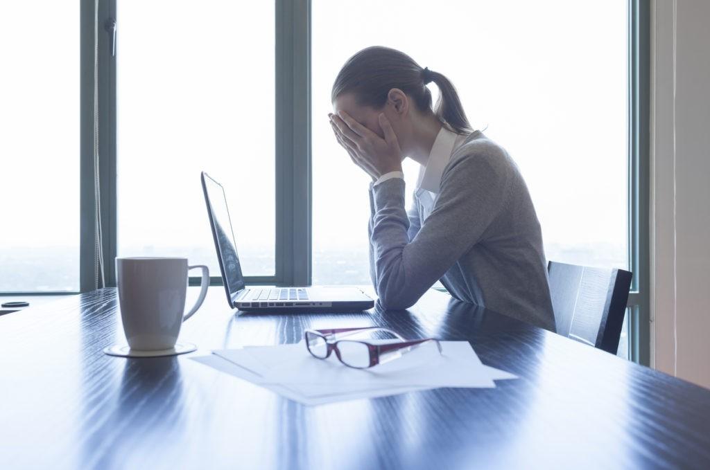 La souffrance au travail