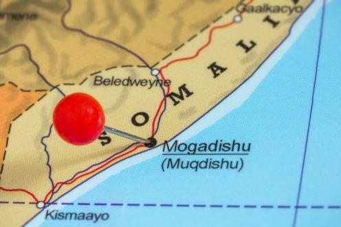 Attaque terroriste à Mogadiscio