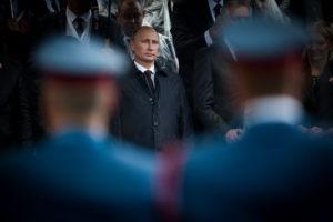Timide reprise de la contestation contre Vladimir Poutine