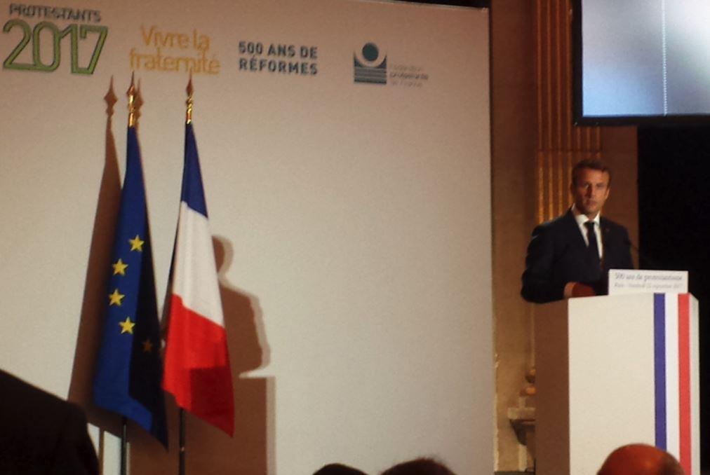 Le Président Macron a-t-il réhabilité les prophètes ?