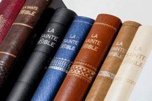 Les différentes Bibles