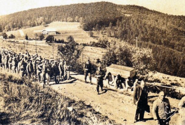 Protestants, résistants, déportés au camp de Natzweiler-Struthof