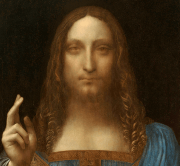Un Salvator Mundi indigne
