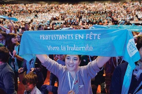 Protestants en fête 2017 à Strasbourg comme si vous y étiez !