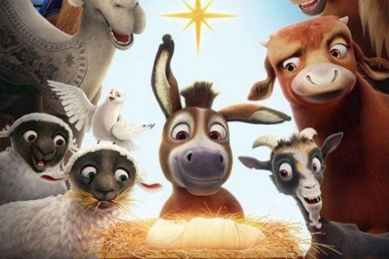 La Nativité racontée par des animaux