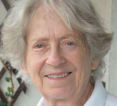 Portrait de Françoise Greiner