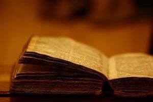 Et si la Bible disparaissait ?
