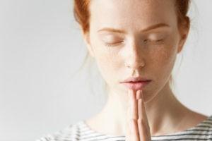 Une prière qui remue