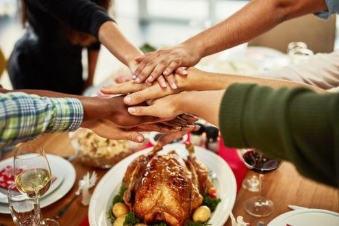 Pour Noël, ajoutez la gratitude à votre menu