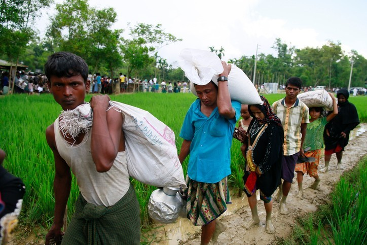 La crise des Rohingyas et l'Asie du Sud (2) : le Bangladesh