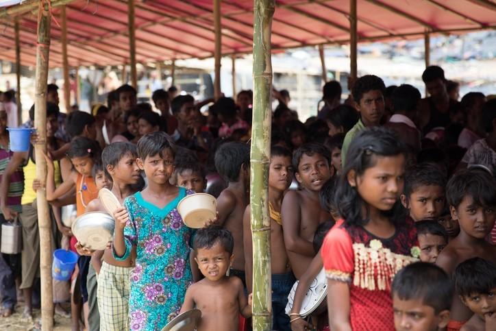 La crise des Rohingyas et l'Asie du Sud (1) : l'Inde