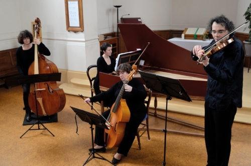 A Ribeauvillé, la Réforme en musique