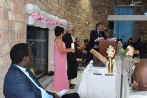 L'Église de Djibouti célèbre son nouveau temple
