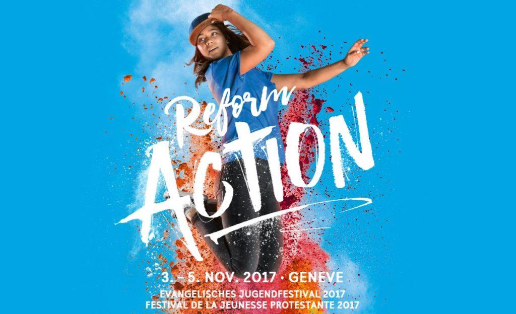 La Réforme rassemble près de 5000 jeunes à Genève