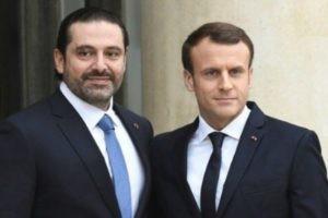 Accueil de Saad Hariri : Emmanuel Macron en médiateur