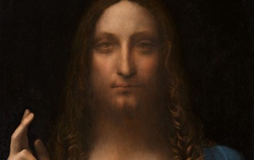 Le « Salvator Mundi » vendu 450 millions de dollars