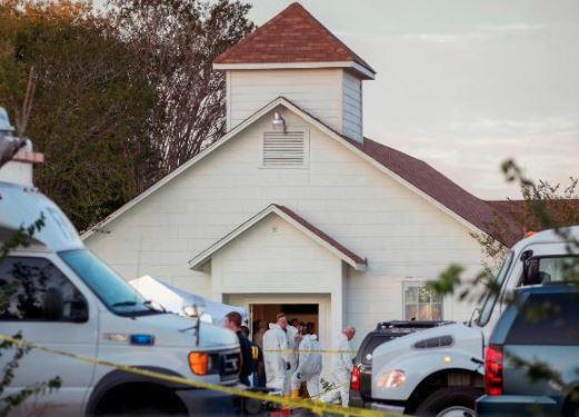 Fusillade au Texas : la sécurité des églises en question