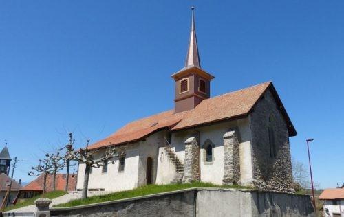 Les Eglises réformée et catholique vaudoises renforcent l'utilisation mutuelle de leurs lieux de culte