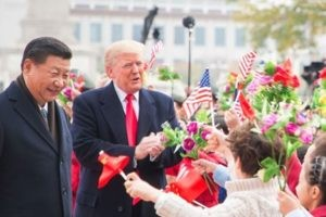 Donald Trump, le Chinois