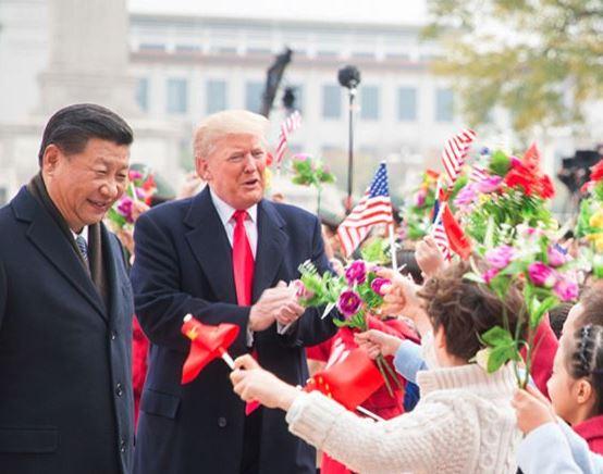 Donald Trump, le Chinois
