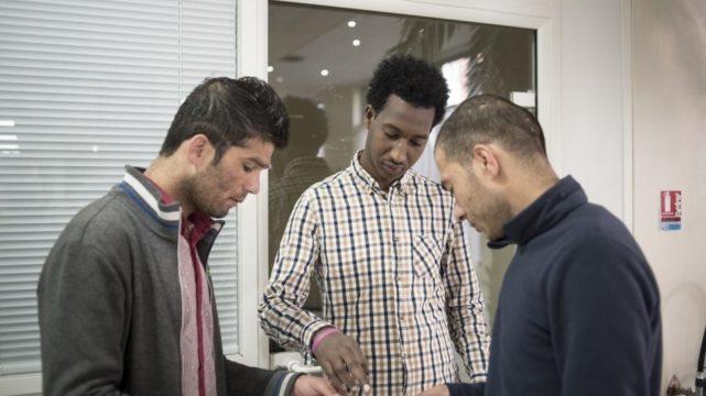 Les associations s'opposent au tri des personnes sans-abri