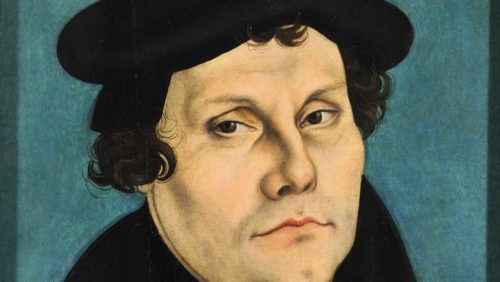 Le cheminement spirituel de Luther