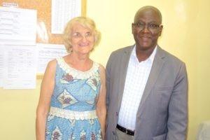Une œuvre médicale protestante à Ouagadougou