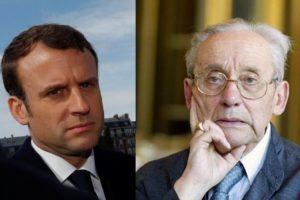 Macron Ricoeur