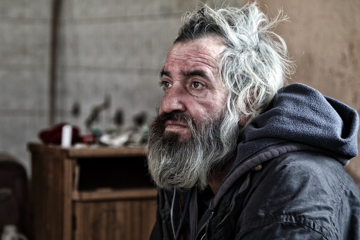 Non au tri des personnes sans-abri