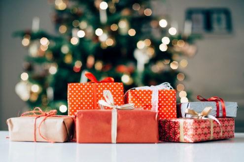 Noël et les cadeaux