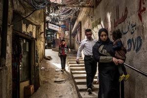 Situation difficile pour les réfugiés syriens au Liban