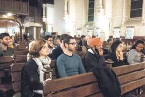 Débattre en paroisse