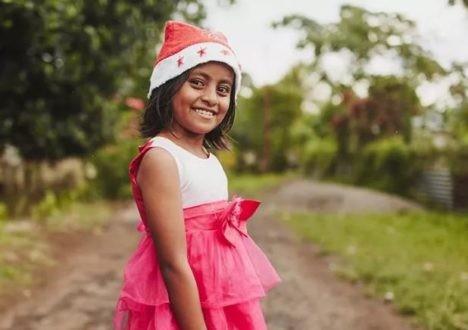 Noël, un moment spécial pour les enfants parrainés